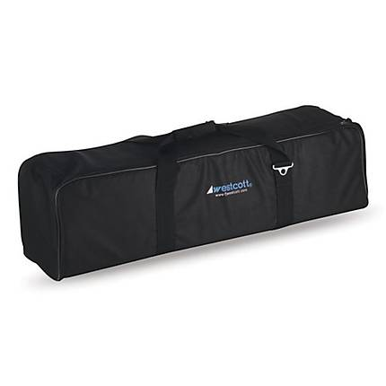 Westcott Compact Soft Sided 2-Light Carry Case