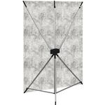 Westcott 5x7 Ft Mist  X-Drop System Background  Kit