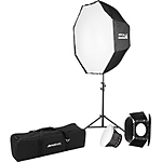Westcott Solix Bi-Color 1-Light Kit w/ Apollo Orb and Stand