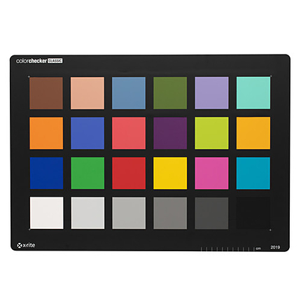 X-Rite ColorChecker Classic XL w/ Configurable Carrying Case