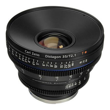 Zeiss 35/2.1 CP.2 Lens