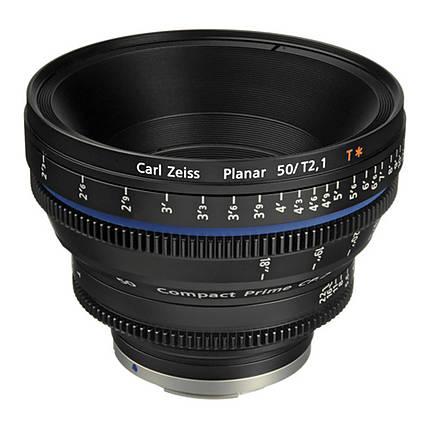 Zeiss 50/2.1 CP.2 Lens