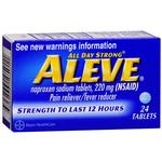 Aleve Tablets (24 count)