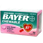 Bayer Low-Dose Aspirin **32ct** 81mg