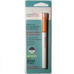 E-Cig Electronic Cigaret Regular Zero Nicotine 800 Puffs 1ct Soft Tip