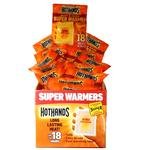 Hot Hands Super Warmers Box of 40 Individual Packs of One