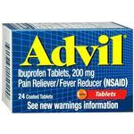 Advil Tablets 24ct