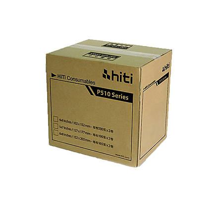 HiTi 4x6 Media Kit For P510 (660 Prints)