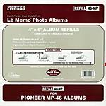 Pioneer Album Refill Pages for MP-46 Album (60 Photos)